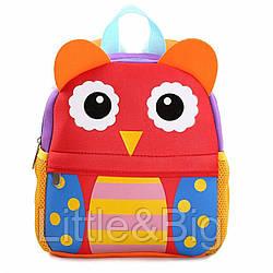 Рюкзак детский. Веселая Сова.