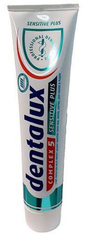 Зубная паста Dentalux Complex 5 125 мл, фото 2