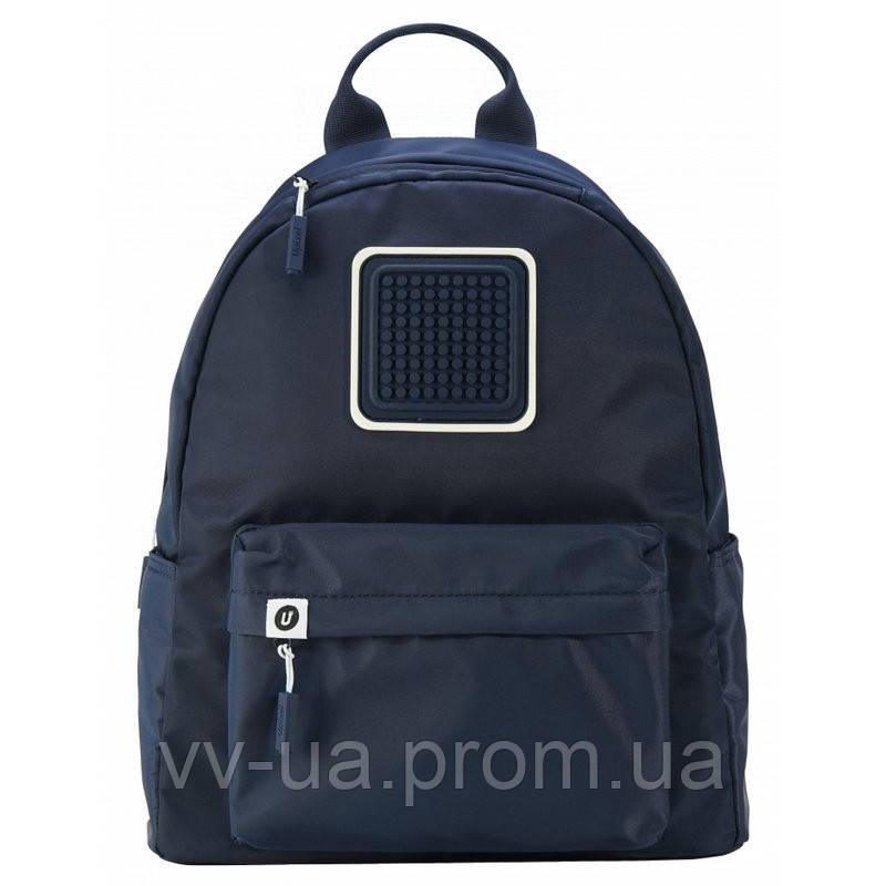 Рюкзак Upixel Funny Square M, синий, для мужчин