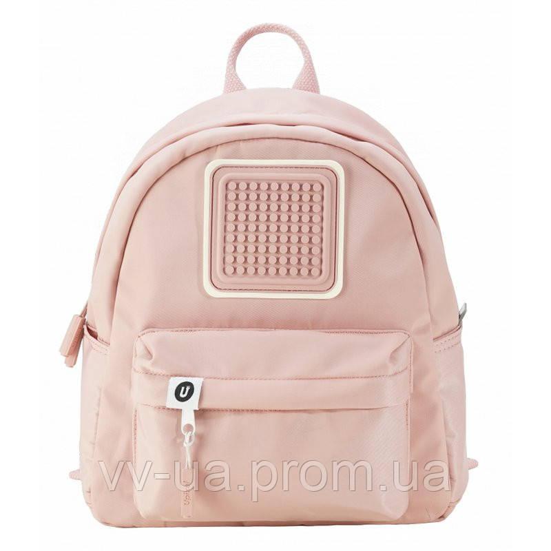Рюкзак Upixel Funny Square S, розовый