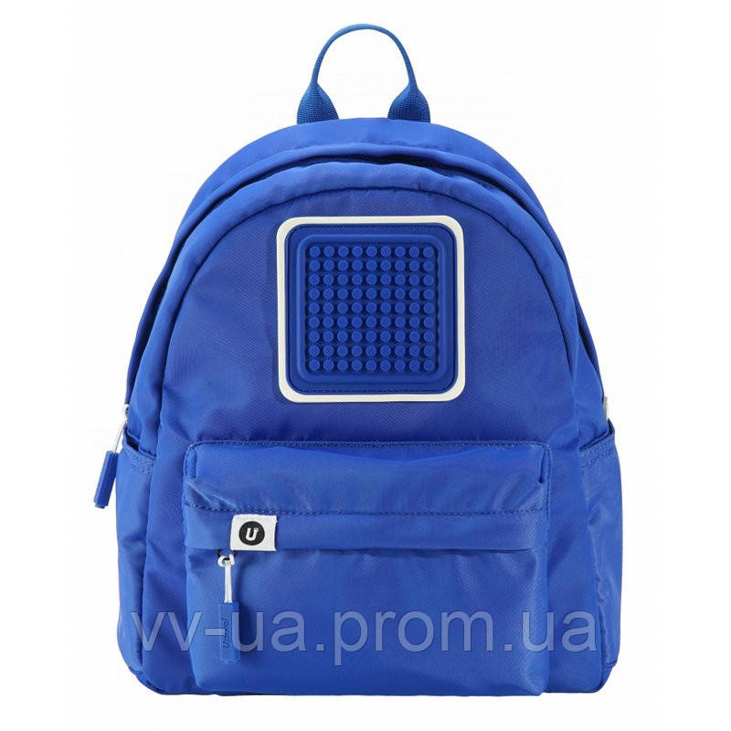 Рюкзак Upixel Funny Square S, синий