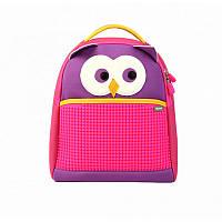 Рюкзак Upixel Owl, фуксия (WY-A031C)
