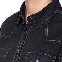 Женская джинсовая рубашка HIS HS231319, фото 3