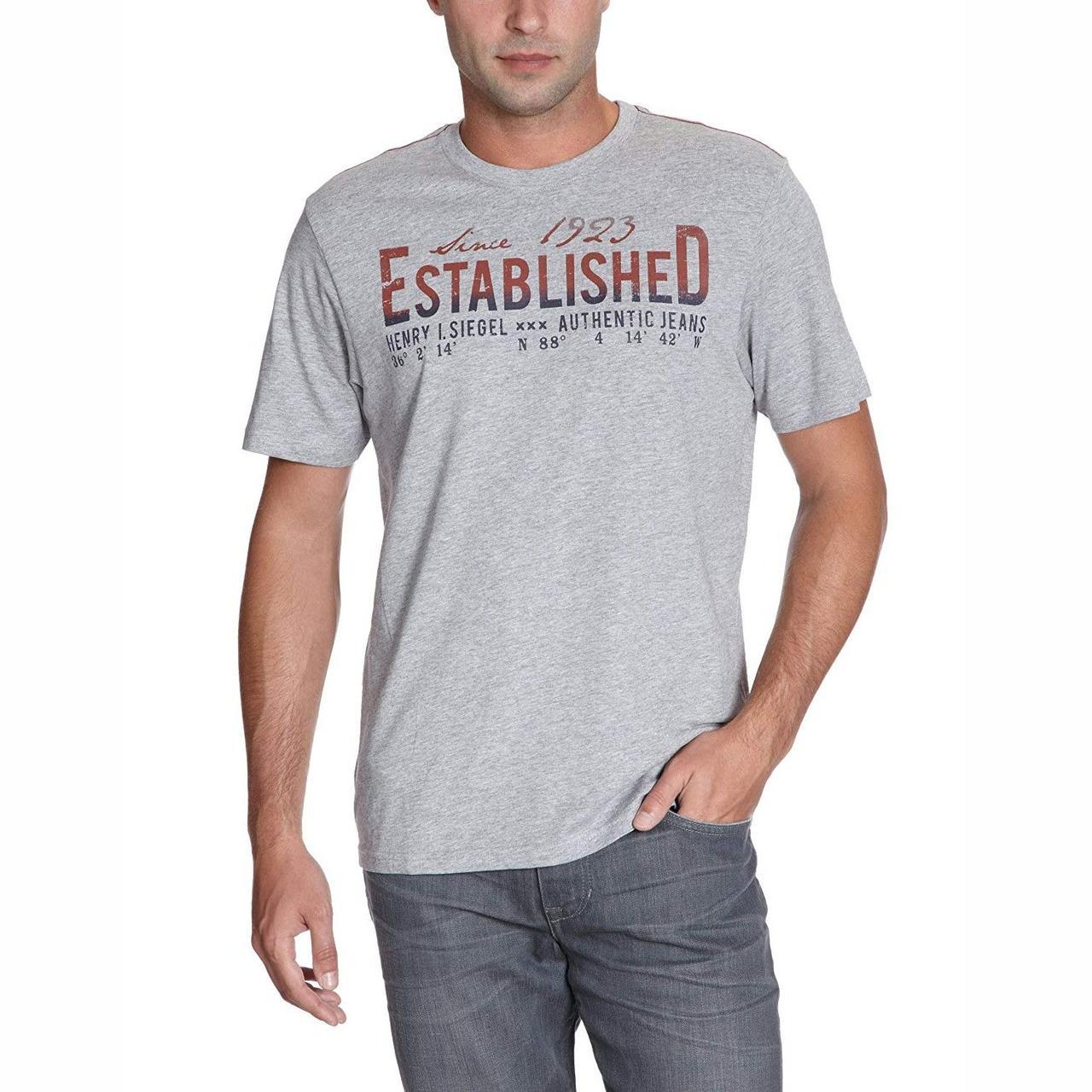 Мужская футболка HIS HS369326