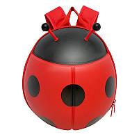 Рюкзак детский Supercute Божья коровка, красный (SF032 a) (SF032-a)