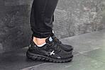 Мужские кроссовки Asics Gel-Quantum 360 (черные), фото 2