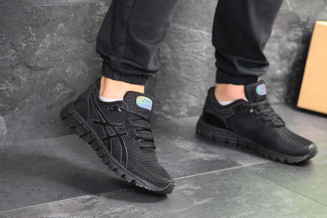 Мужские кроссовки Asics Gel-Quantum 360 (черные)