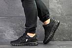 Мужские кроссовки Asics Gel-Quantum 360 (черные), фото 5