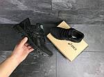 Мужские кроссовки Asics Gel-Quantum 360 (черные), фото 4