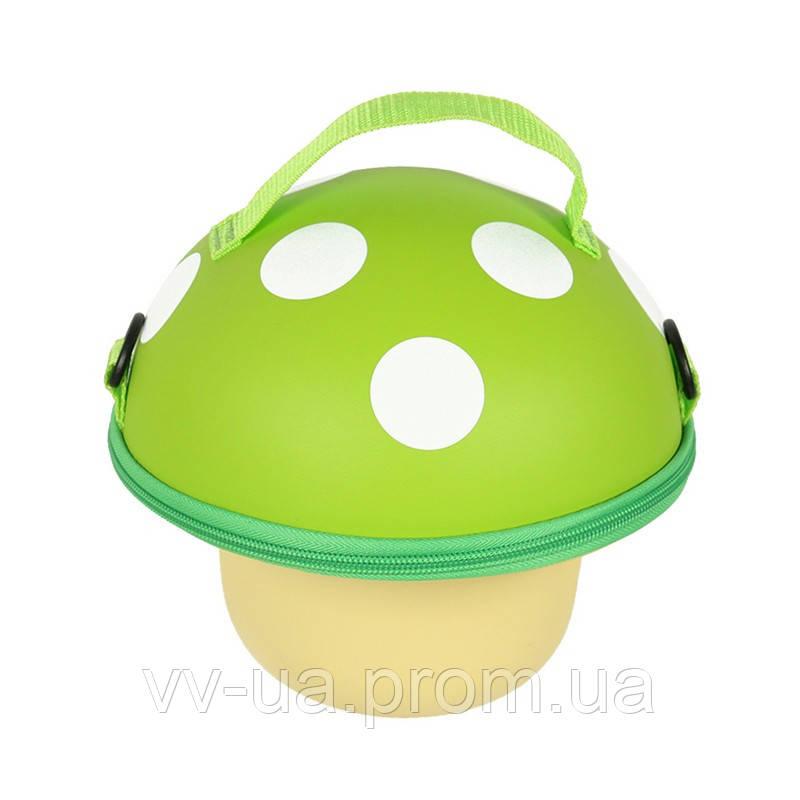 Сумка детская Supercute Грибочек, зеленый (SF029 c) (SF029-c)