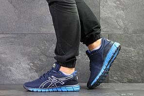 Чоловічі кросівки Asics Gel-Quantum 360 (темно-сині)
