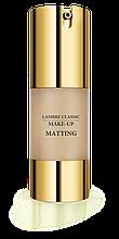 Основа тональна основа MATTING MAKE-UP Gold №6 Золотистий загар 30 мл