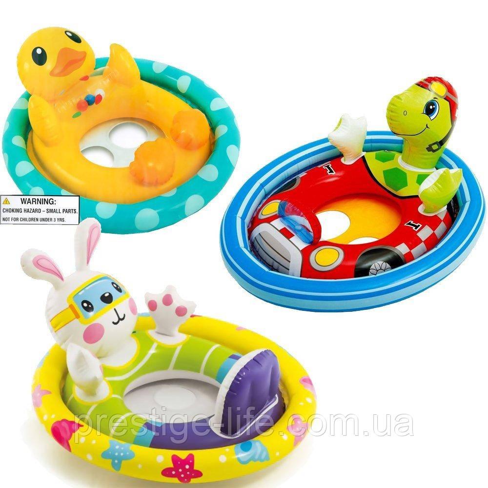 Intex Детский надувной плотик-райдер 59570NP