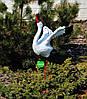 Садовая фигура Семья садовых аистов №4, фото 4