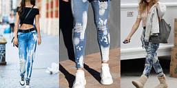 Женские штаны и джинсы