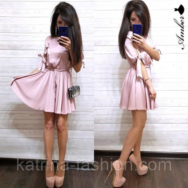 a2fa5b35092 Женское легкое платье из шелка-армани (в расцветках)  продажа