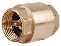 Клапан зворотний муфтовий ду50