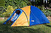 Палатка Abarqs Malwa 3, клеенные швы, 3000 мм, фото 6