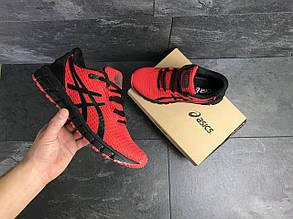Чоловічі кросівки Asics Gel-Quantum 360 (червоні)