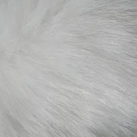 Мех шубный искусственный белый