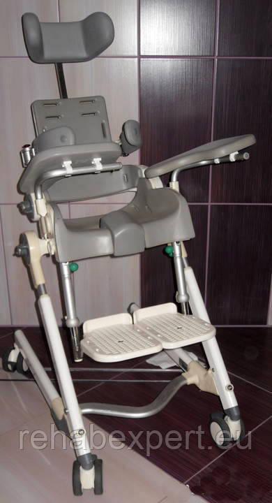 Стульчик для купания детей с ДЦП R82 Flamingo Toilet Bathing Chair (Used)