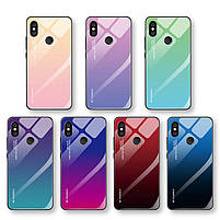 Чехол Miami TPU+Glass Gradient Xiaomi Redmi Note 7, фото 2