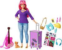 Кукла Барби путешественница Дейзи