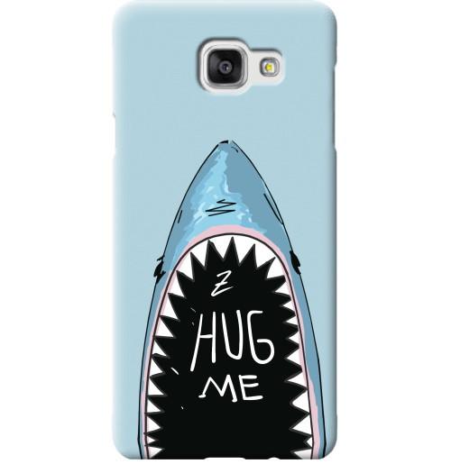 Чехол на Samsung Galaxy A7 2016 Hug Me