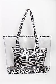 Шоппинг сумка Адия черная