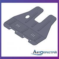 Защита КПП Audi A6 (C5) (1997-2004) механика 1.8 T, 1.8, 1.9 D, 2.4, 2.8, 2.5 D (кроме 4х4)