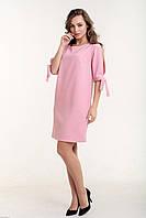 Платье K&ML 488 розовый 46 , фото 1