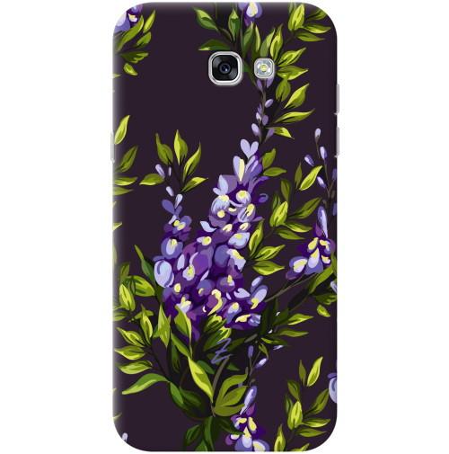 Чехол на Samsung Galaxy A7 2017 Violet