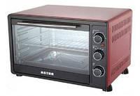 ✅ Электродуховка настольная(печь электрическая) (2200 Вт, 55л, таймер, конвекция) Astor CZ-1655R
