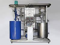 Пастеризационно-охладительная установка А1-ОКЛ-3 для молока