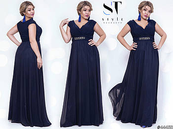 Шикарное вечернее платье в пол размер Универсальный батал
