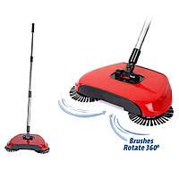 Механическая щётка веник швабра для уборки пола Sweep Drag all in one D1001