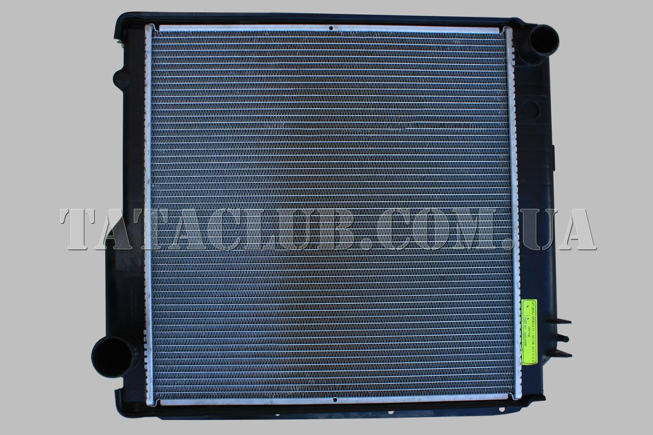 Радиатор системы охлаждения двс основной в сборе (613 E4) TATA MOTORS