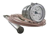 Термометр манометрический  ТГП-100, ТГП-16cr