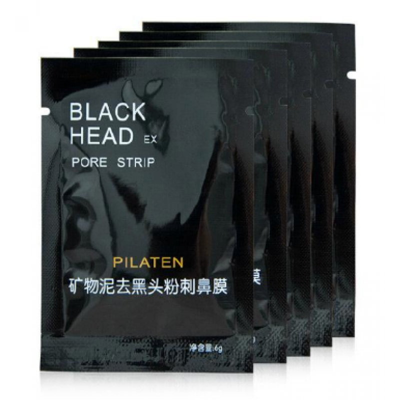 Маска для лица от черных точек PILATEN Black Head