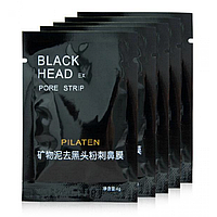 Маска для лица от черных точек PILATEN Black Head, фото 1