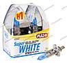 Галогенка H1 PULSO 12V 55W LP-12551 super white/plastic box