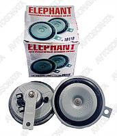 """Сигнал """"дисковый"""" СА-10110/Еlephant/12 В/Ø110mm"""