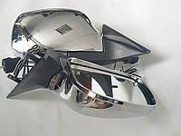 Зеркала наружные ВАЗ 2110 SM-2110 с повоотом Chrome