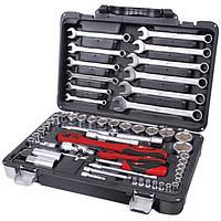 ✅ Профессиональный набор инструментов 61 ед. INTERTOOL ET-6061