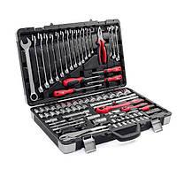 ✅ Профессиональный набор инструментов 101 ед. INTERTOOL ET-7101