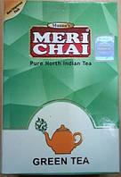 Чай зеленый высокогорный индийский MERI CHAI, 100г, фасовка Индия