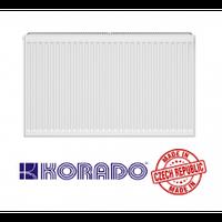 Стальной панельный радиатор Korado c боковым подключением 22К 500Х2000
