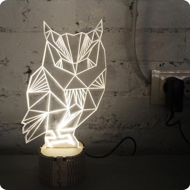 Интернет магазин светильники сова