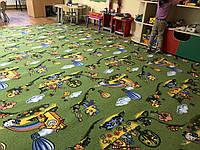 Детский ковролин Радуга 2,5м 3м