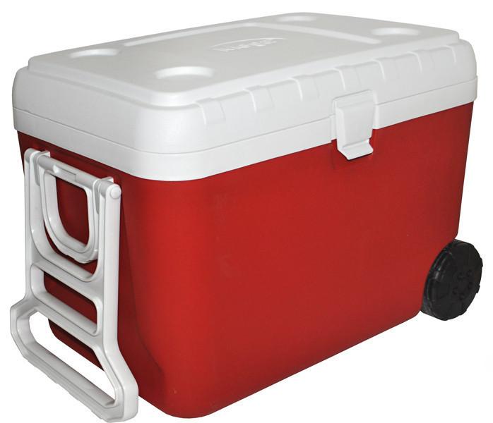 Изотермический контейнер Mega 48 л (Красный)
